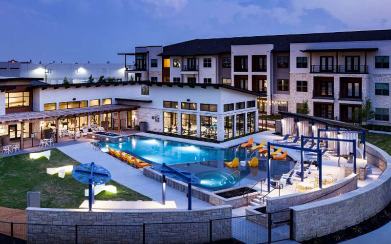 351 Units  |  Fort Worth, TX